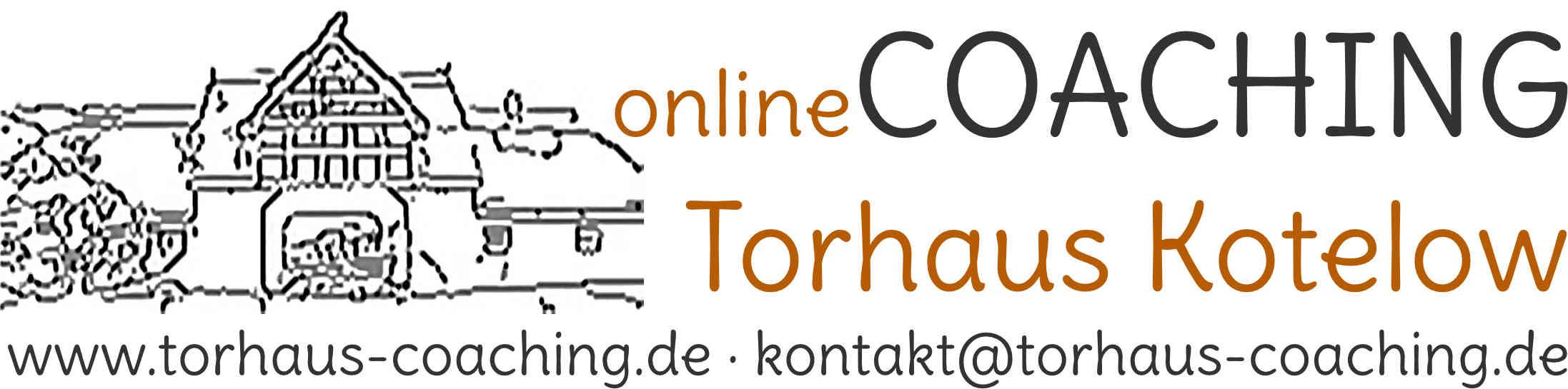 Logo Online Coaching Torhaus Kotelow
